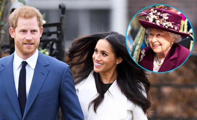 Kraliçe Elizabeth, Harry Ve Meghan'ın Yerine Gelecek Olanı Ayarlamış