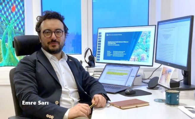 Norveç Üniversitesinin 'Kariyer Ödülü' Türk Akademisyen Sarı'ya