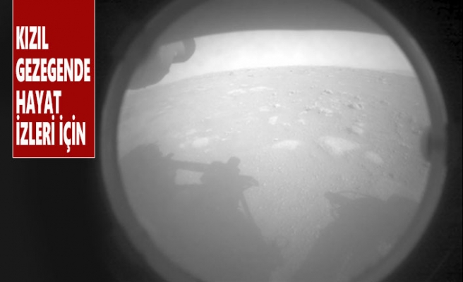 Perseverance Mars'a Sorunsuz İndi