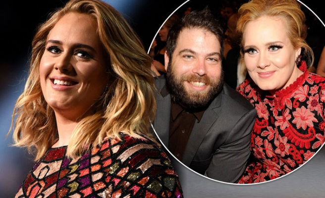 Adele Eşinden Resmen Boşandı
