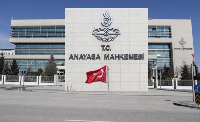 Anayasa Mahkemesi, HDP'nin Kapatılması İddianamesini İade Etti