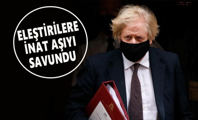 Boris Johnson Yaptıracağı Aşıyı Açıkladı