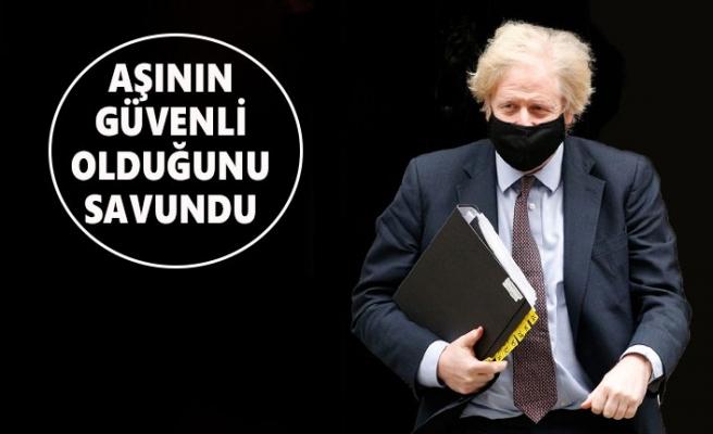 Boris Johnson, Oxford-AstraZeneca Aşısı İçin Konuştu