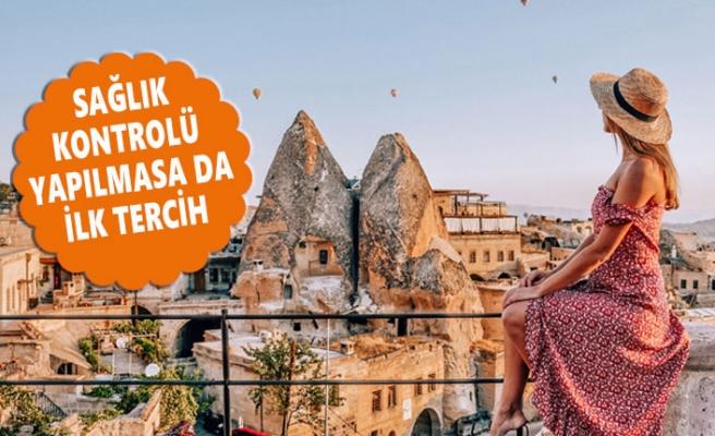 İngiltere'de Tatil Anketinden Türkiye Çıktı
