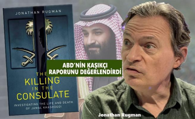 """""""Konsoloslukta Cinayet"""" Kitabının Yazarı Jonathan Rugman Konuştu"""