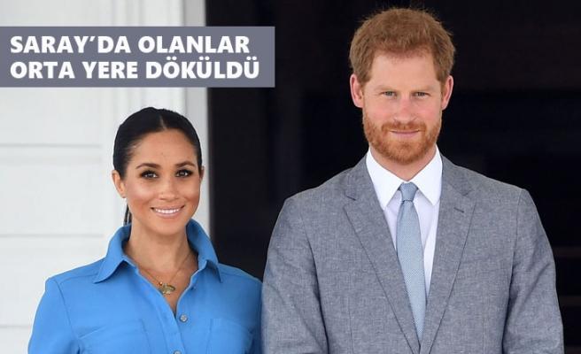 Prens Harry'e Saray Çalışanlarının Taktığı Lakap