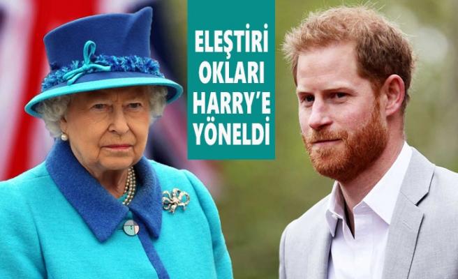 Prens Harry, Kraliçe'yi Gölgede Bıraktı!