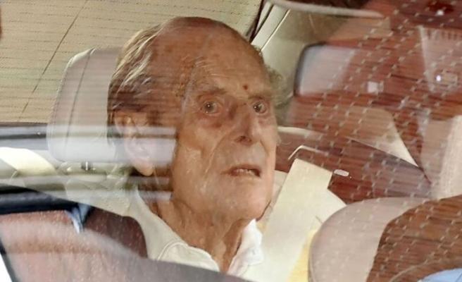Prens Philip, Hastaneden Taburcu Edildi
