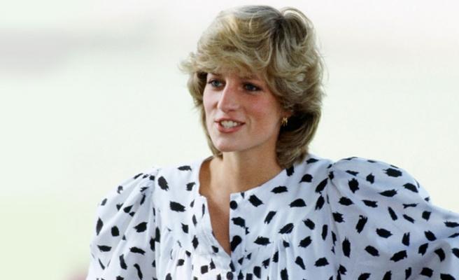 Prenses Diana'nın Mektupları Açık Artırmada