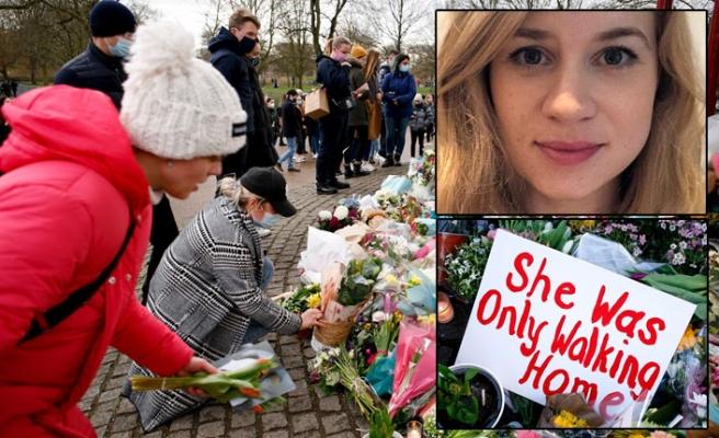 Sarah Everard Yasağa Rağmen Anıldı; Kate Middleton Çiçek Bıraktı