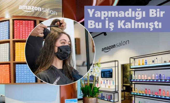 Amazon, Londra'da Kuaför Salonu İşletecek