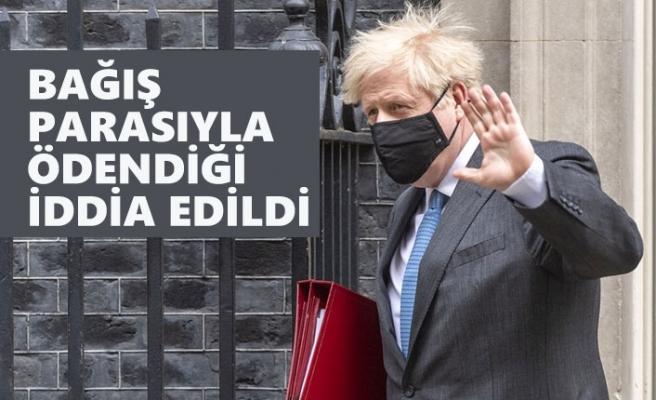 Başbakan Johnson'a Konut Tadilat Parası İçin Soruşturma