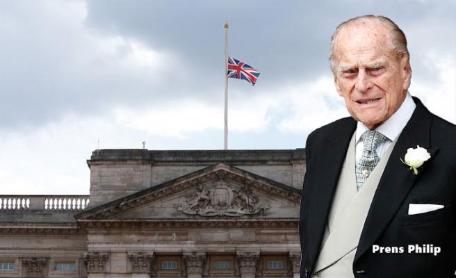 Britanya, Prens Philip İçin Yas Tutuyor