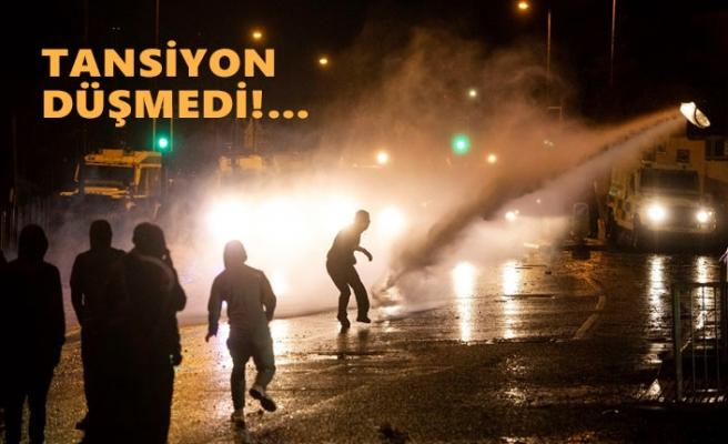 Kuzey İrlanda'da Olaylar Durmuyor!