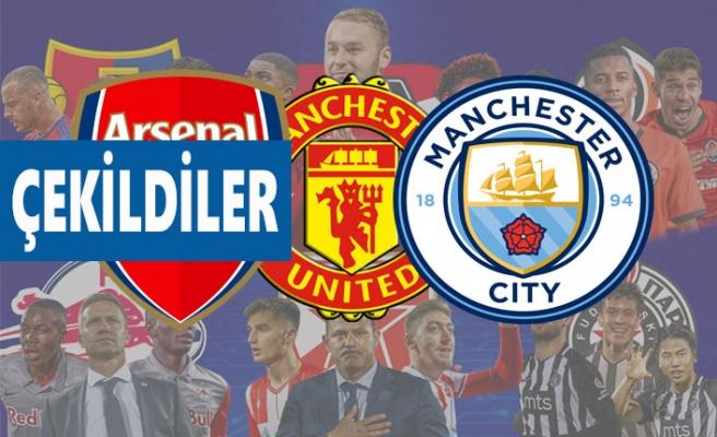 """İngiliz Kulüplerinin """"Avrupa Süper Ligi"""" Kararı!"""