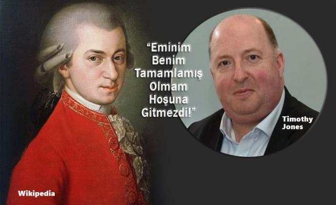 Mozart'ın Yarım Kalan Bestelerini İngiliz Müzikolog Tamamladı