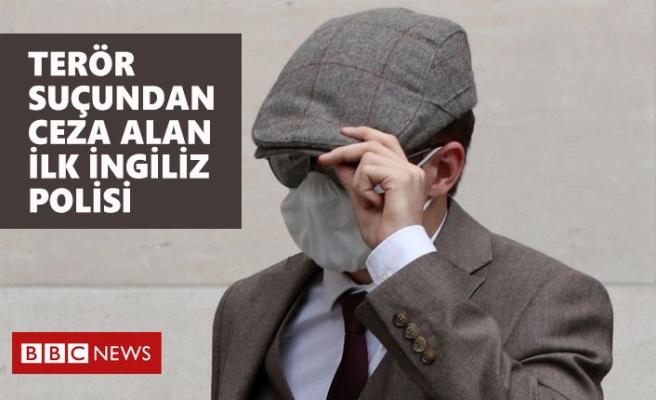 İngiltere'de Neo-Nazi Üyesi Polise 4 Yıl 4 Ay Hapis Cezası