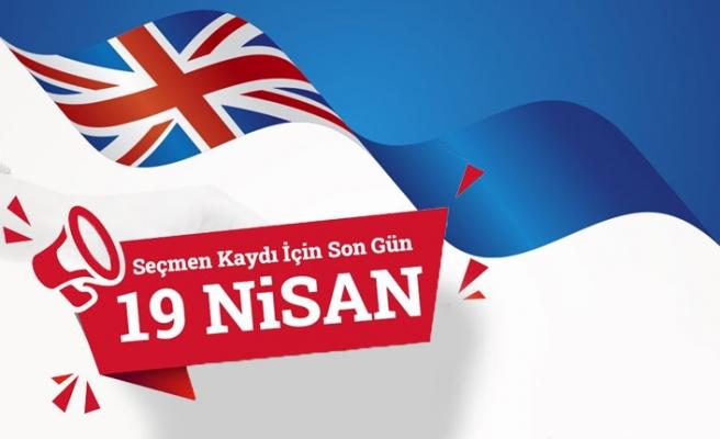 Türk Kökenli Birleşik Krallık Vatandaşlarına Seçmen Kaydı Hatırlatması