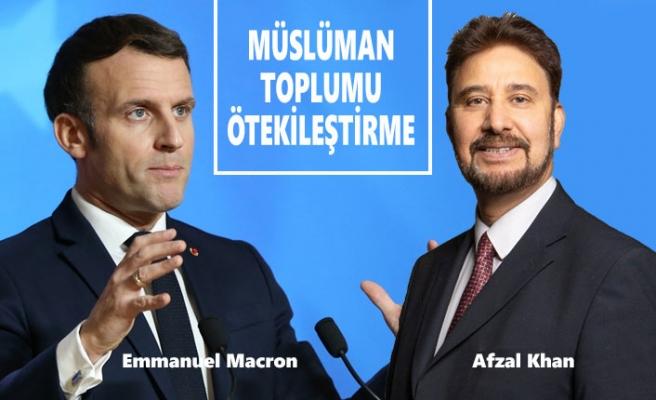 İngiliz Parlamenter'den Macron'a 'İslamofobi' Uyarısı