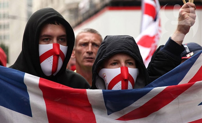 İngiltere'de Aşırı Sağ Terör örgütüne Operasyon