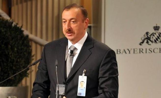 Aliyev: Türkiye boru hattı Avrupa için önemli