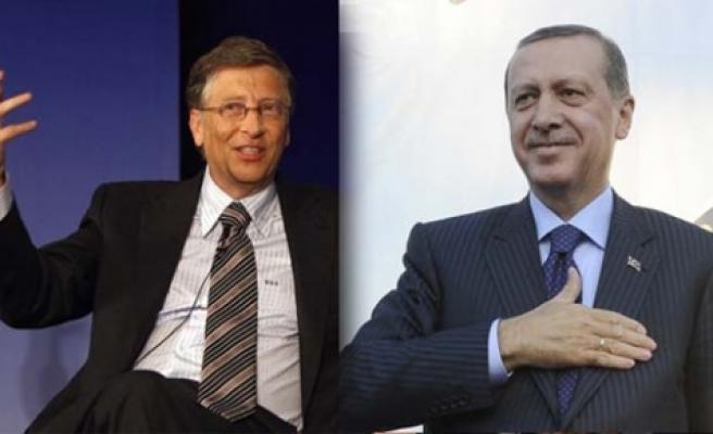 Bill Gates'ten Erdoğan'a özel teklif!