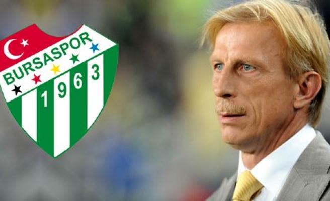 Bursaspor'un yeni hocası Chirstoph Daum