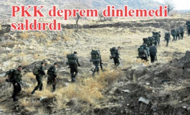 Ceset toplayan askerlere ateş açıldı 3 şehit