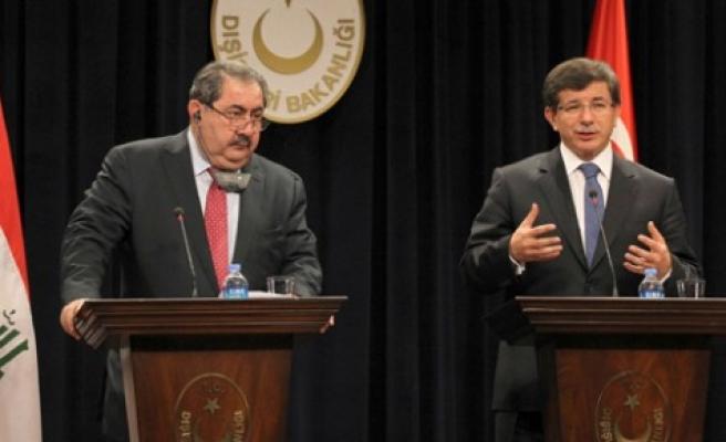 Davutoğlu: PKK kararlılık mesajını alması lazım