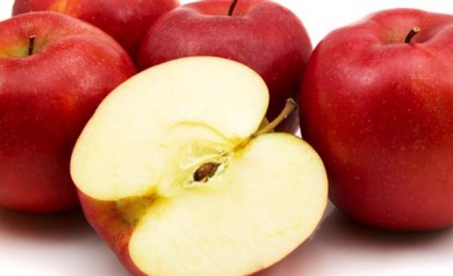 Elma, kötü kolestrolü düşürüyor