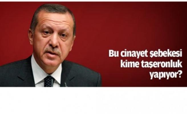 Erdoğan: Ciğerim yanıyor ciğerim