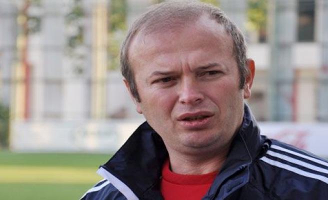 Gaziantepspor\'da Abdullah Ercan, istifa etti
