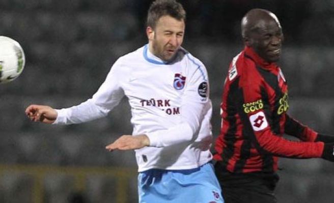 Gençlerbirliği: 1 - Trabzonspor: 1