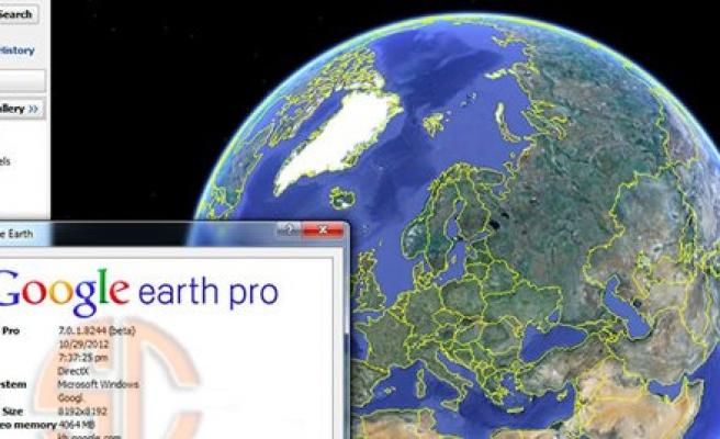 Google Earth Pro artık ücretsiz