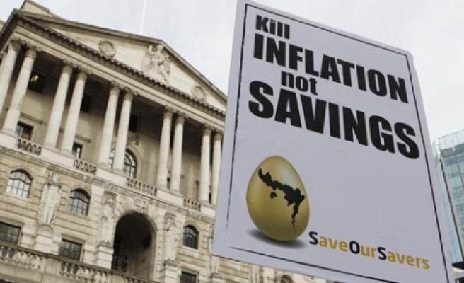 İngiltere'de enflasyon yine tavan yaptı