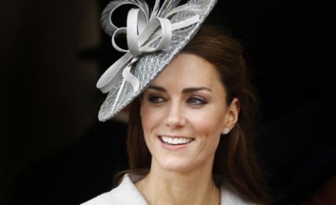 Kate Middleton Prenses Okulu'na gidiyor