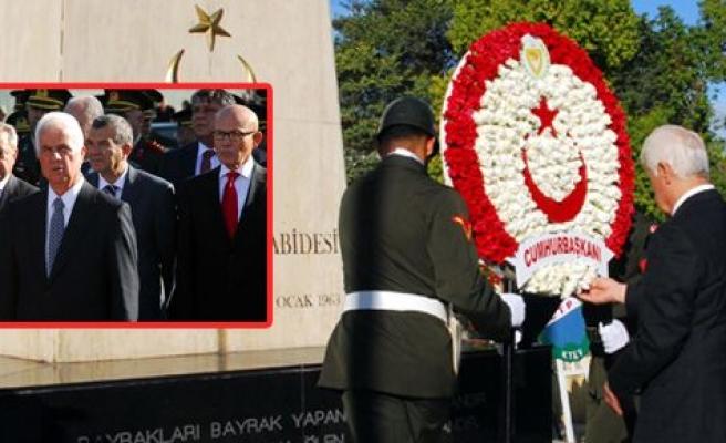 KKTC'de Milli Mücadele Şehitleri anıldı