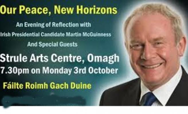 Martin McGuinnes: IRA'nın masum insanları öldürmesi