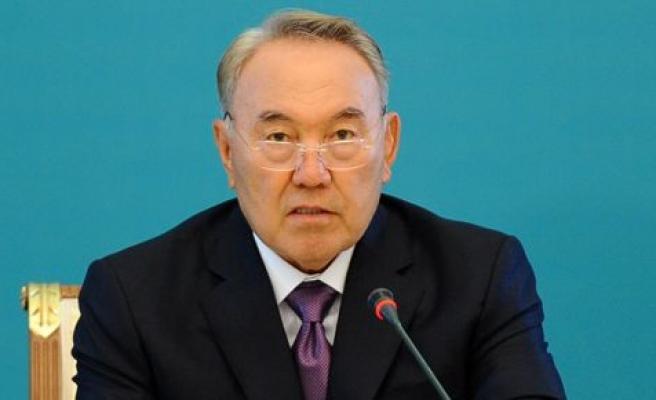 Nursultan Nazarbayev'in 2050 yılı hedefi