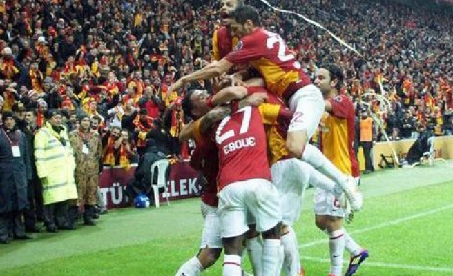 Ordu'da Galatasaray fırtınası