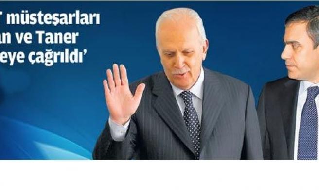 Oslo ifadesi verecekler