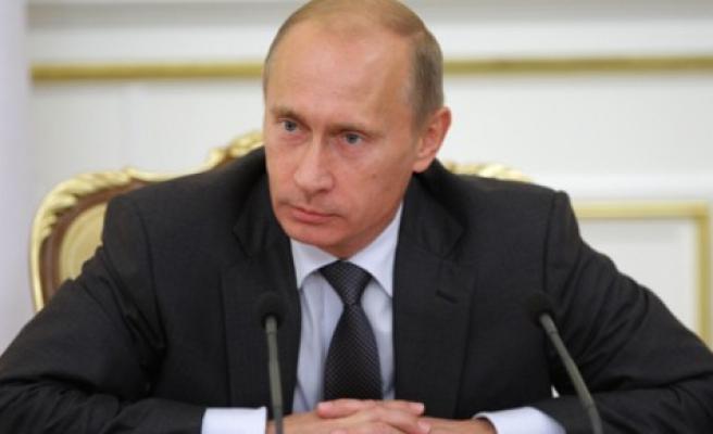 Putin, Avrupa'dan acil önlem istedi