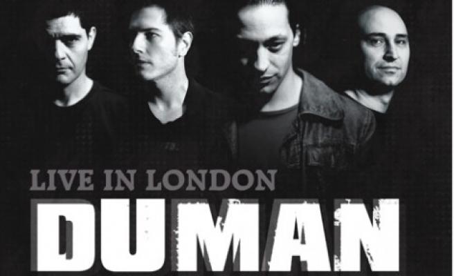 Rockseverler  Duman'la Londra'da buluşuyor