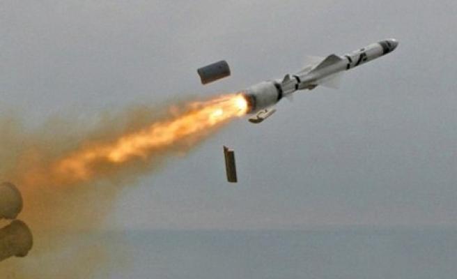 Rusya, Suriye'ye füze gönderdi