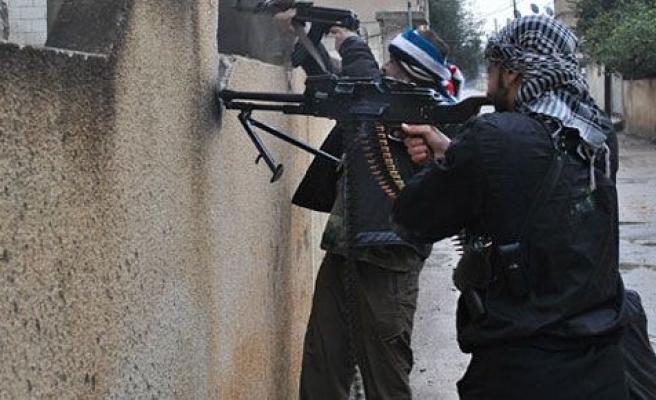 Şam\'da şiddetli çatışma