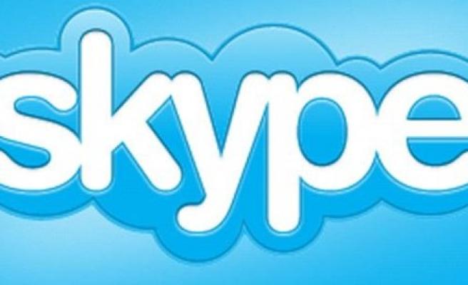 Skype, web tarayıcısında!
