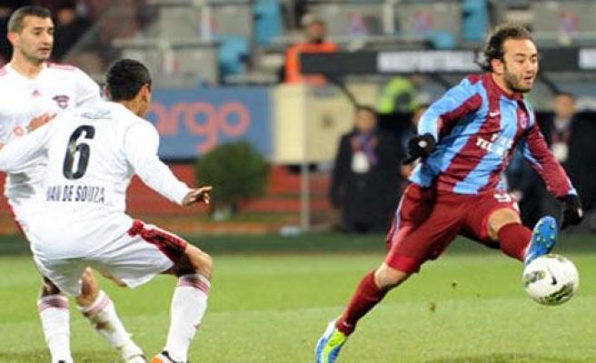 Trabzonspor: 4 - Gaziantepspor: 1