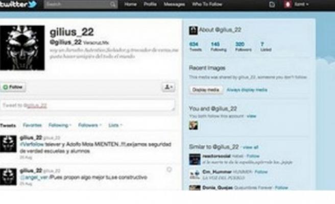 'Twitter terörü' 30 yıl hapis cezası getirebilir