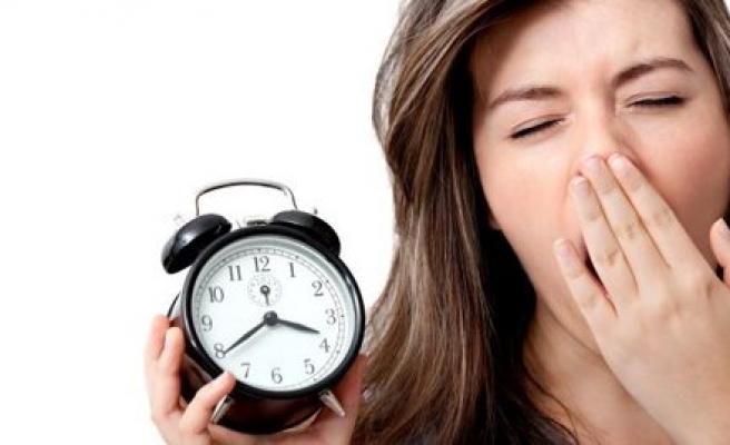 Uykusuzluğa çare: Şekerleme