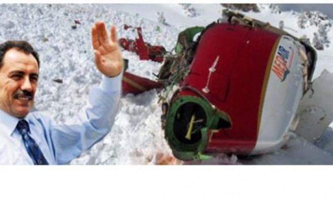 Yazıcıoğlu kazasınında şok değişiklik